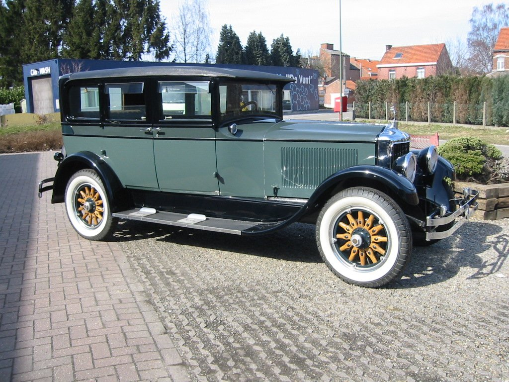 1927 Moon Diana 8 For Sale Classic Car Ad From